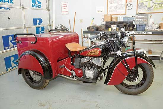 Indian Revival: Kiwi Indian Motorcycles, Inc. - Classic American Motorcycles - Motorcycle Classics