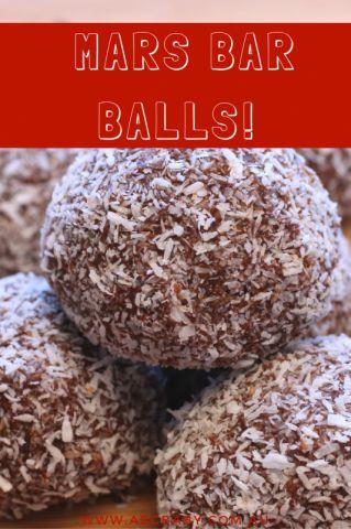Mars Bar Balls! - ABC Blog - Australian Baby Card