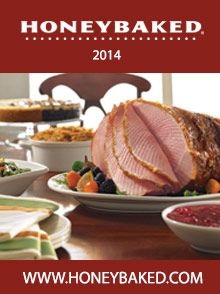 The HoneyBaked Ham Company catalog brings you authentic, spiral-sliced and glazed ham and other special products we've become legendary for
