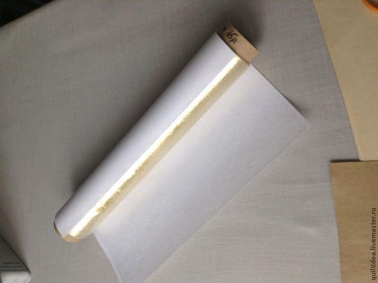 Бумага для заморозки в пэчворк и аппликации своими руками - Рукоделие - Моя копилочка
