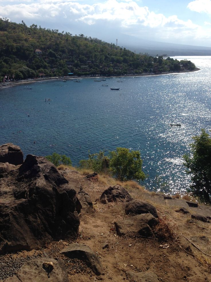 DAY 8 and 9: we relaxed in Amed. It is a quiet beach resort on the east coast and it is perfect for diving and snorkelling