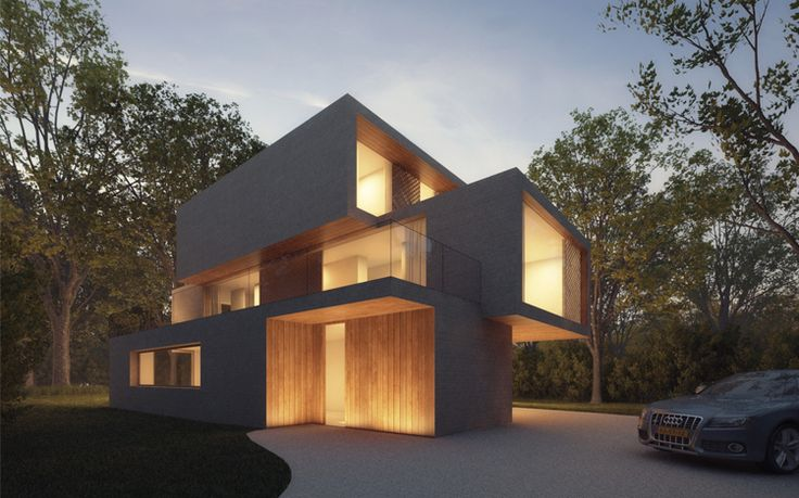 Hofman dujardin architects villa park brederode for Hofman dujardin architects