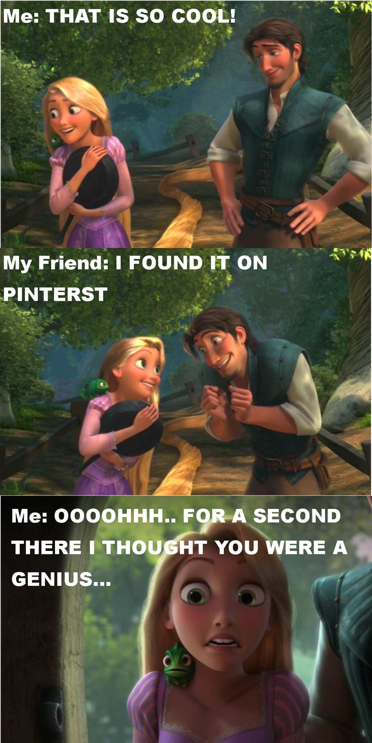 Tangled Funny