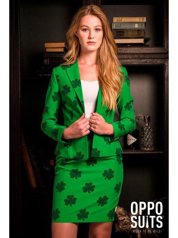 St. Patrick's Girl Womens Opposuit