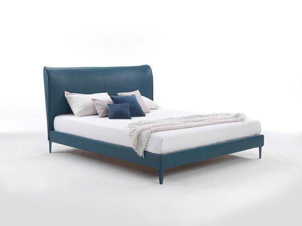 GIULIETTA bed, design by D.BONFANTI - G.MOSCATELLI  @ZaniSalotti