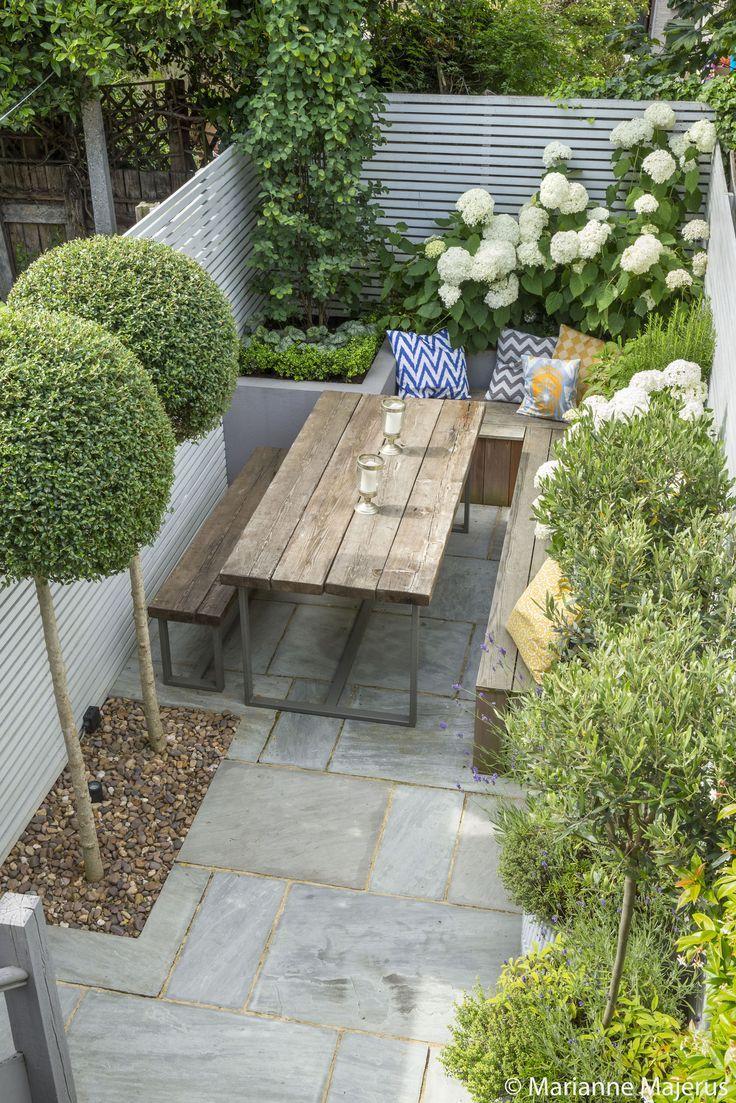 Fulham Slim Subtle Garden Design London Best Urban Ideas On Pinterest Courtyard Small – Modern Garden