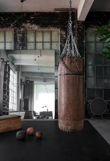 Home Gym Decor, Gym Decor, Interior