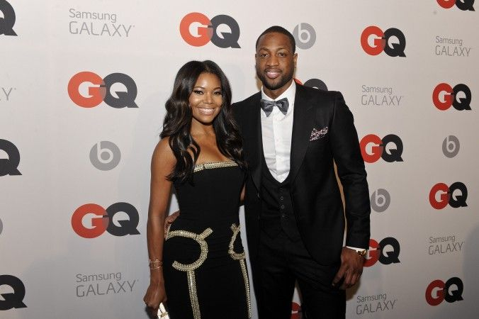 Gabrielle Union Rumors: Pictures Show Dwayne Wade Wife 'Flirting' with Def Jam Record Producer