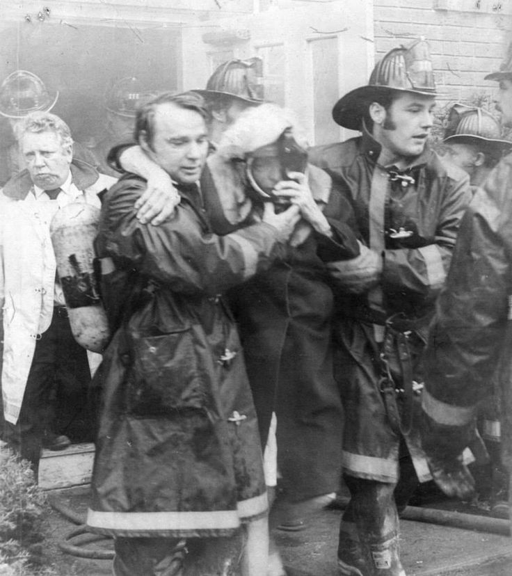 Vintage Springfield Fire Department photos from the 1970s find new life online | masslive.com