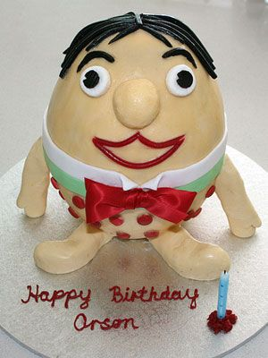 58 Best Images About Humpy Dumpty Cakes And Party Ideas On