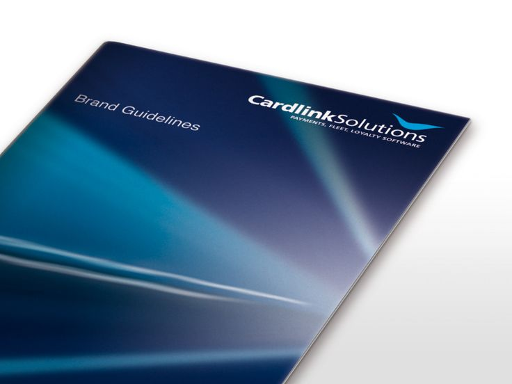CardlinkSolutions brand guidelines