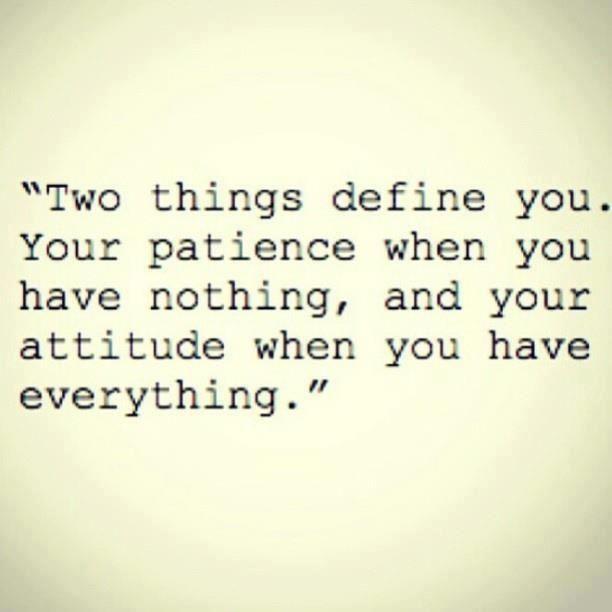 Life/change quote