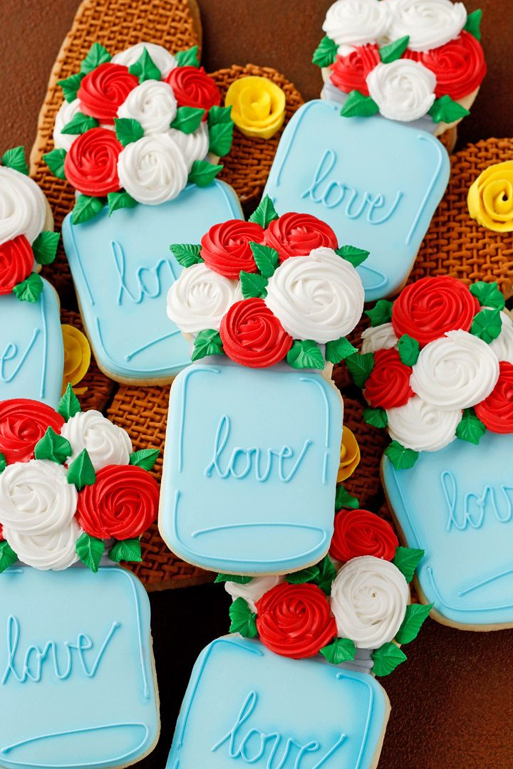1963 best images about cookie tutorials on Pinterest Royal icing