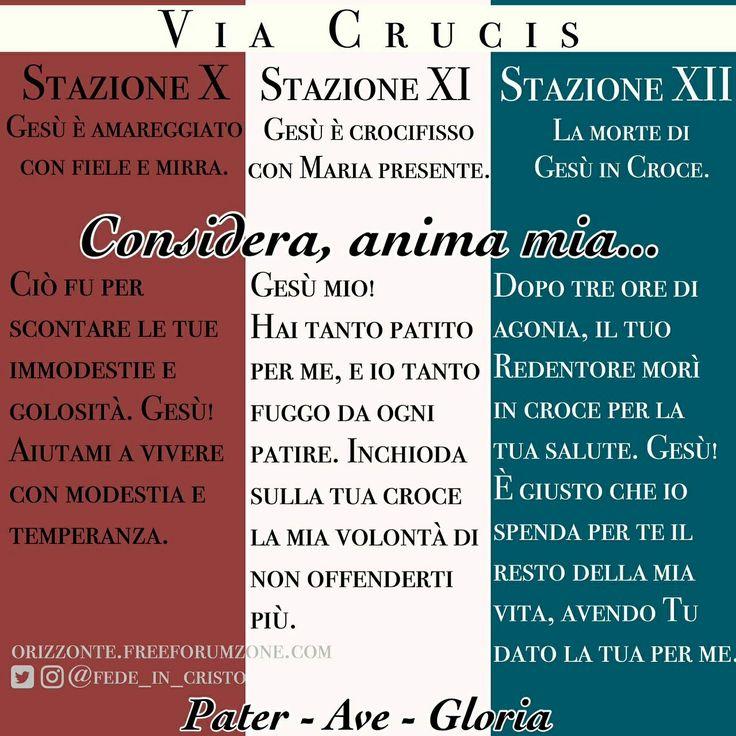 Via Crucis 4/5  #ViaCrucis #preghiere