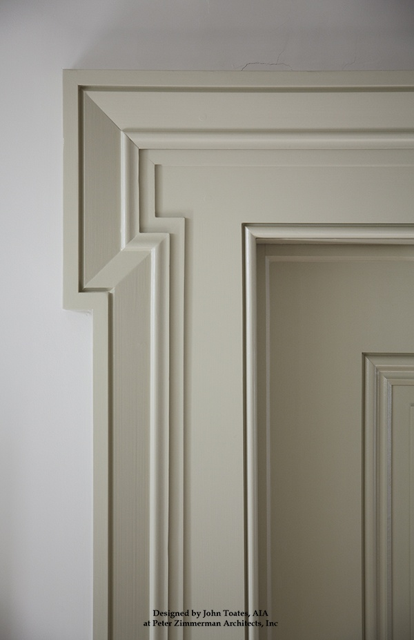 John Toates Architecture and Design New Greek Revival House - Southport, CT