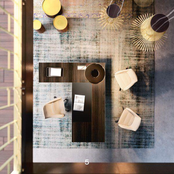 Sinetica Vogue Desks
