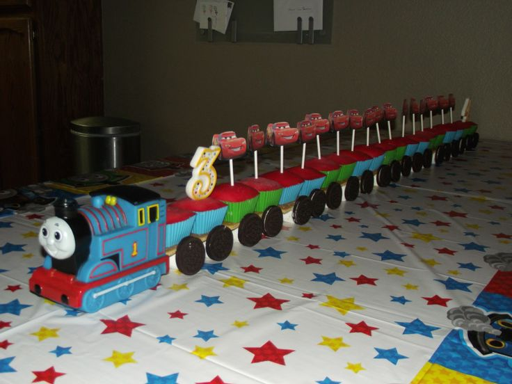 18 Best Images About Choo Choo Train Birthday Cakes On
