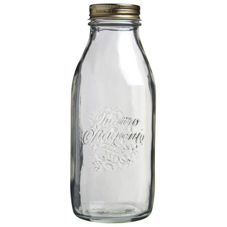 Quattro stigioni glasburk - till mason jar pyssel, finns att köpa här och var.