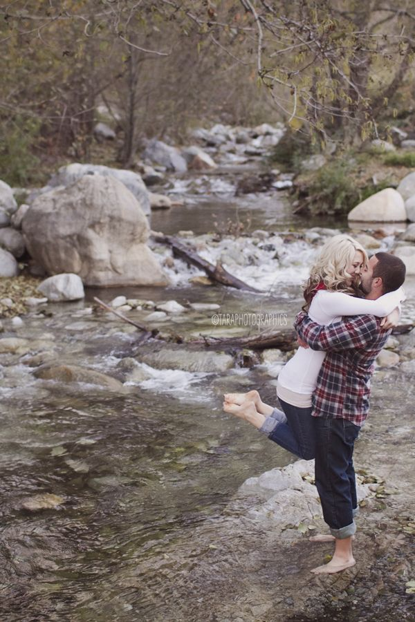 Nature themed engagement pictures :)  this is most likely going to happen lol