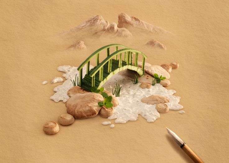 """2014.01.18 letvent.com post---""""surreal photos created with food"""" 39"""