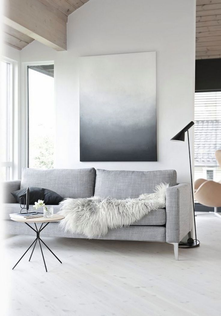 25 best minimalist decor ideas on pinterest for Minimal art wall