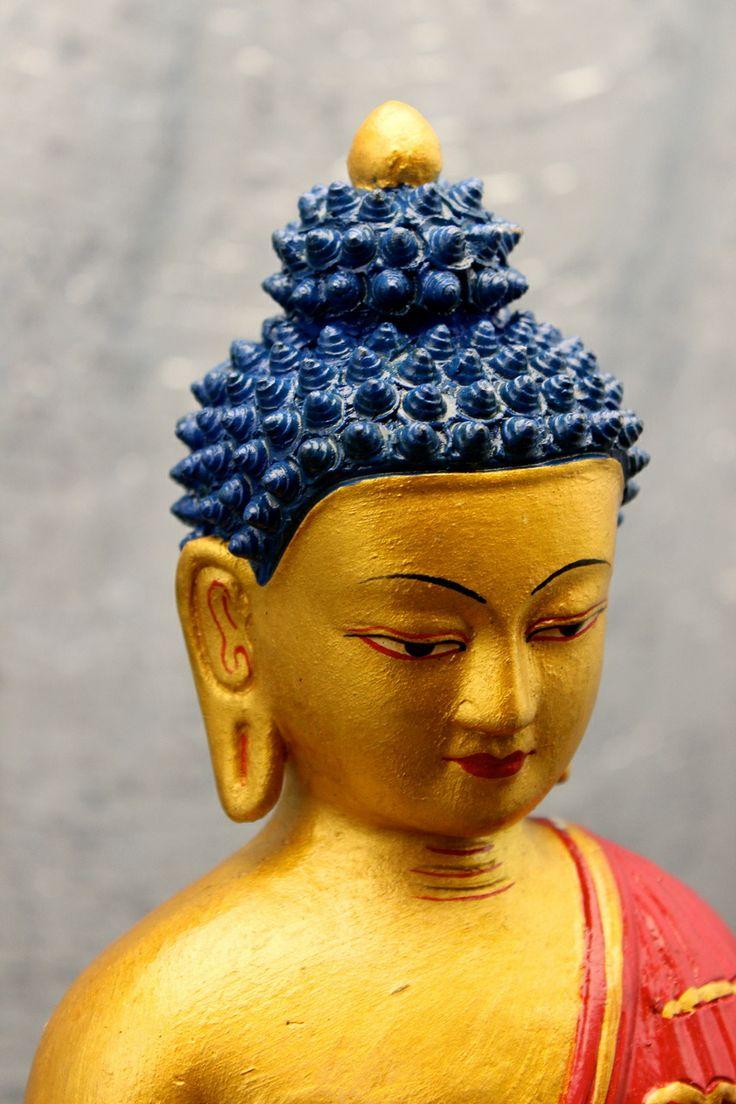 12 Inch Shakyamuni Buddha Statue - Dharmashop.com