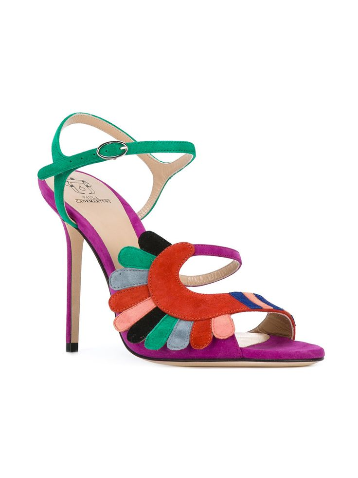 PAULA CADEMARTORI   Blossom sandals