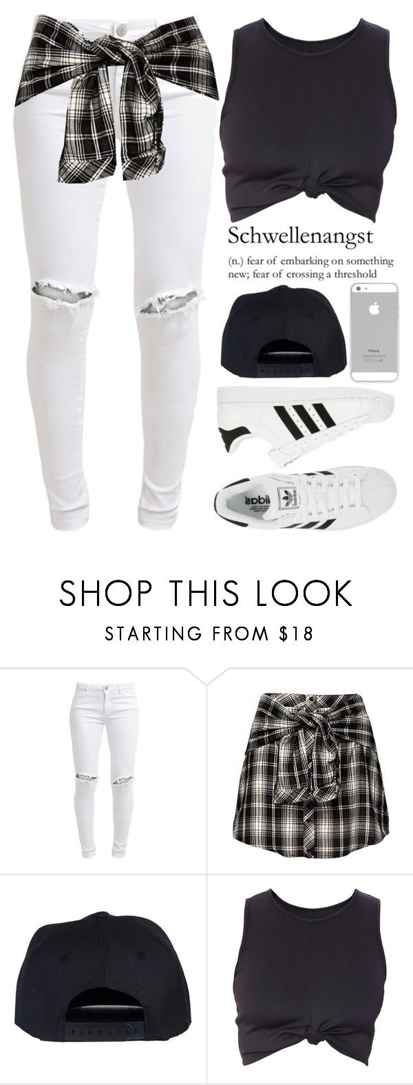 """july 28, 2015"" by inesdinis7 ❤ liked on Polyvore featuring FiveUnits and adidas"