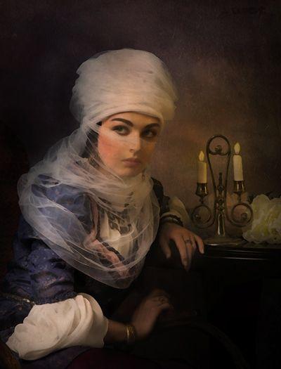 Circassian wife of the Ottoman Sultan