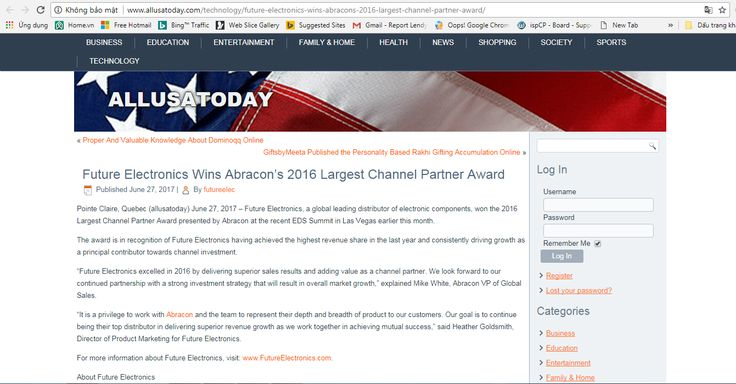 http://www.allusatoday.com/technology/future-electronics-wins-abracons-2016-largest-channel-partner-award/