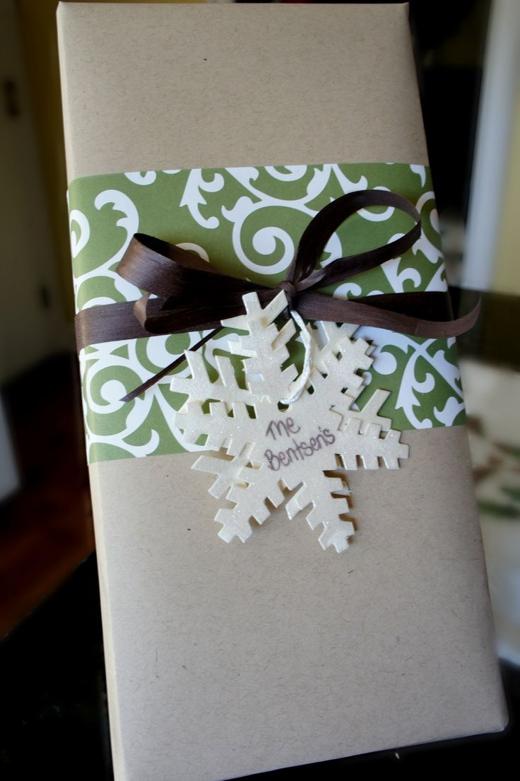 Creative Gift Wrapping Ideas | Creative gift wrapping idea.. Used all Paper ... | Gift wrap ideas