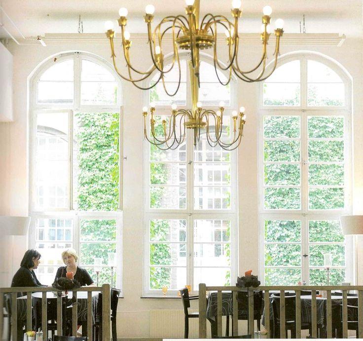 Über Tage: Restaurant in der Zeche Bonifacius. Mehr auf http://www.coolibri.de/redaktion/gastro/restaurants/ueber-tage-essen.html