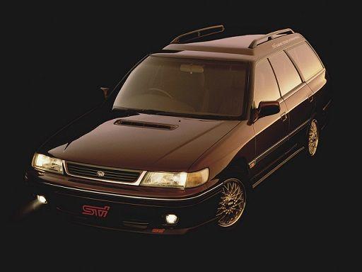 Subaru Legacy STi Station Wagon