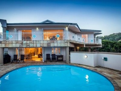 This spacious fully furnished executive style home was designed with quality in mind. Being a short stroll from the beach with gorgeous sea views the home is perfectly located and ideal as a holiday or permanent home.