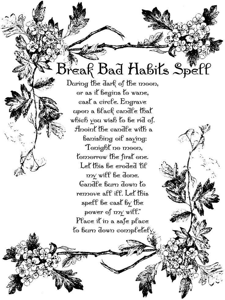 how to break witchcraft love spells