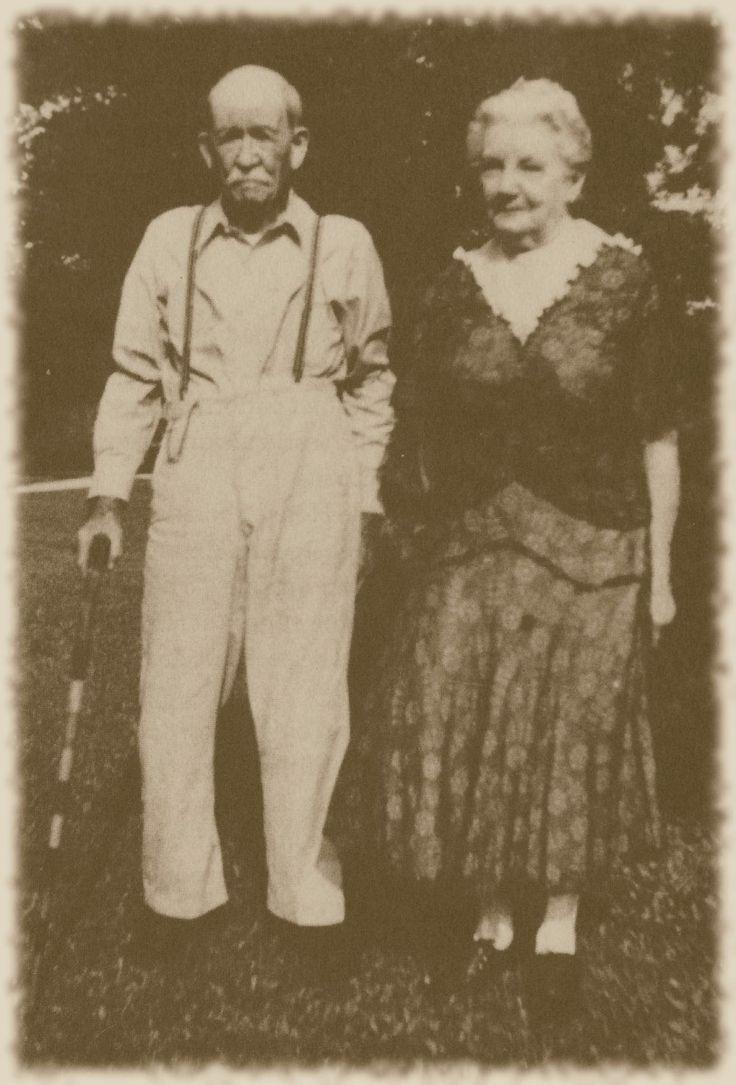 Almanzo and Laura 1948