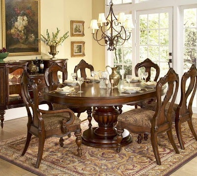 51 best classical dining table images on Pinterest | Dining rooms ...