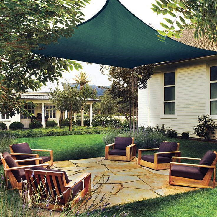 Cheap canopy patio cover Buy Quality patio canopy covers directly from China patio shade fabric Suppliers Jinguan Net 20u0027 x 20u0027 Sun Shade Sail ... & Best 25+ Sun shade canopy ideas on Pinterest   Outdoor patio ...