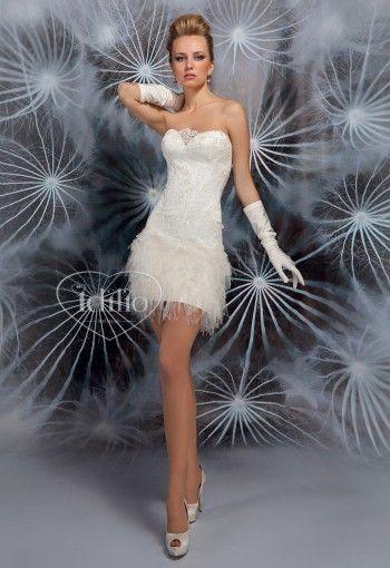 9 besten Contemporary Wedding Dresses collection Bilder auf ...