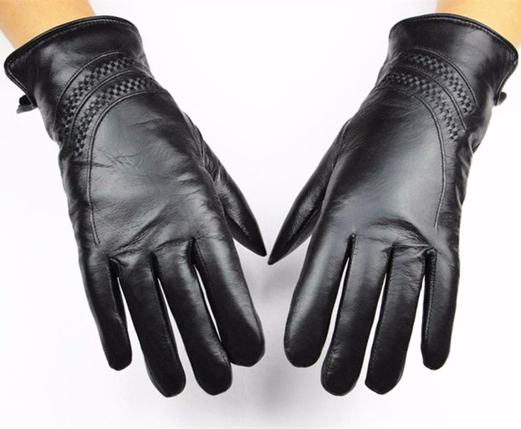 >> Click to Buy << Leather gloves female winter cold warm thick sheep fur lining hypertrophy style ladies sheepskin gloves #Affiliate