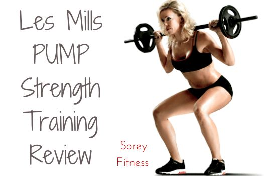Les Mills PUMP Strength Training DVDs Based Off BODYPUMP