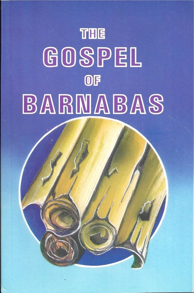 The Gospel of Barnabas, Barnabas, English, Paper Back #Textbook
