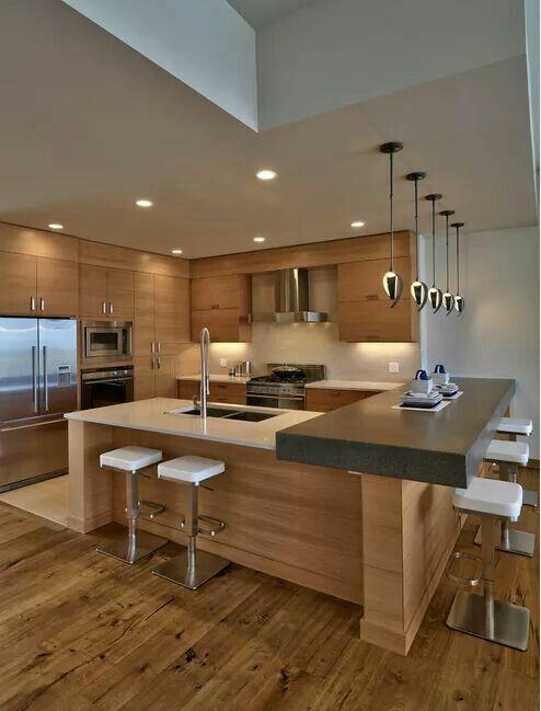 Kitchen design ..