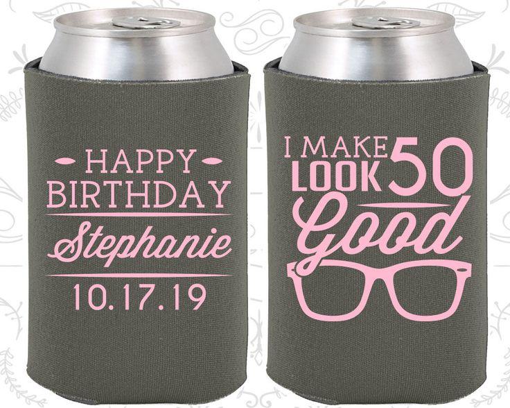 50th Birthday Ideas, 50th Birthday Party Favors, Birthday Party Items, Birthday Party Favors for Adults, Birthday Party Ideas (20049)