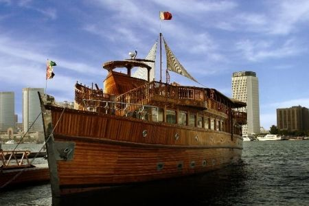 Book Online Cruising in Dubai with Dinner at Dubai Creek, Dinner at Dubai Marina, Explore the city – Guided Creek Cruise and Dubai Marina Cruise from Dubaibudgettours.com. We have multiple tour packages for you. Visit our website see more: http://goo.gl/L6D4o8