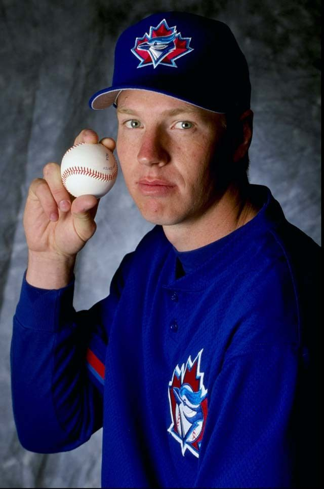 DEATH: May 14, 1977 – November 7, 2017: Roy Halladay: RHP 1995-2013//TOR (1998–2009) PHI (2010–2013)// 8× All-Star (2002, 2003, 2005, 2006, 2008–2011) 2× Cy Young Award (2003, 2010) 2× MLB wins leader (2003, 2010) Pitched a perfect game on May 29, 2010