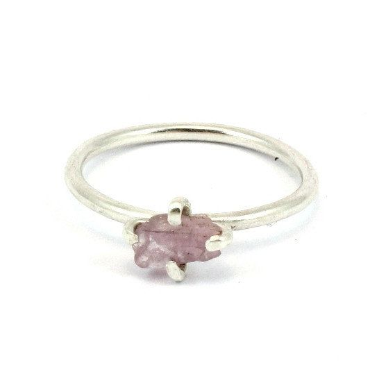 Pretty Birds Creations - Pink Sapphire Ring