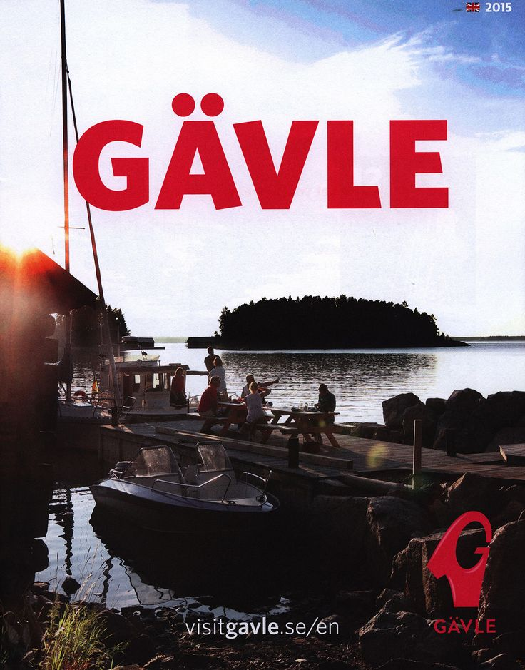 https://flic.kr/p/FBeAkD   Gävle 2015; Gävleborg, Sweden   tourism travel brochure   by worldtravellib World Travel library
