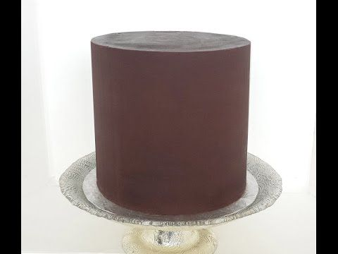 Ganache Recipe--Ganache Ratio Under Fondant - Cake-Supplies-Plus.com
