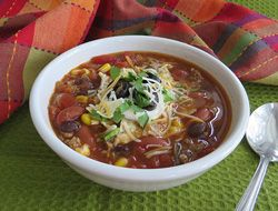 Mexican Taco Soup Recipe